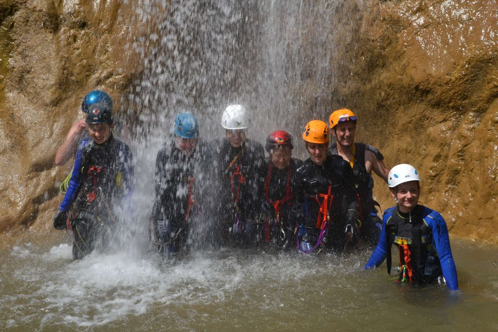 Canyoning-Special